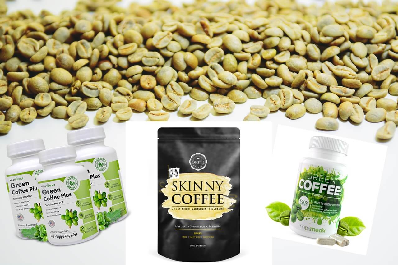 best-green-coffee-bean-extract-supplements-reviews
