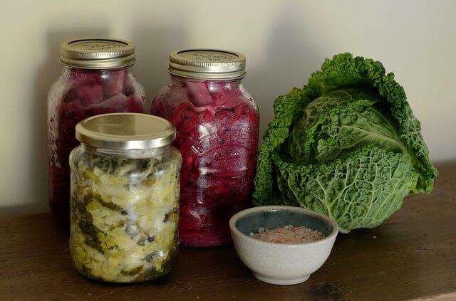 good-gut-bacteria-foods-sauerkraut