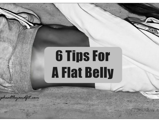 6-tips-to-wake-up-with-a-flat-stomach