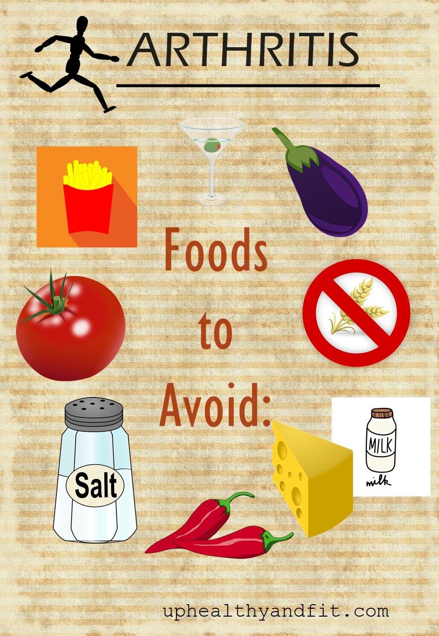 arthritis-foods-to-avoid