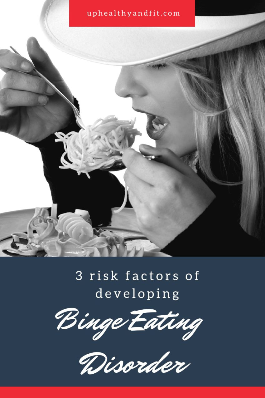 binge eating disorder risk factors symptoms causes