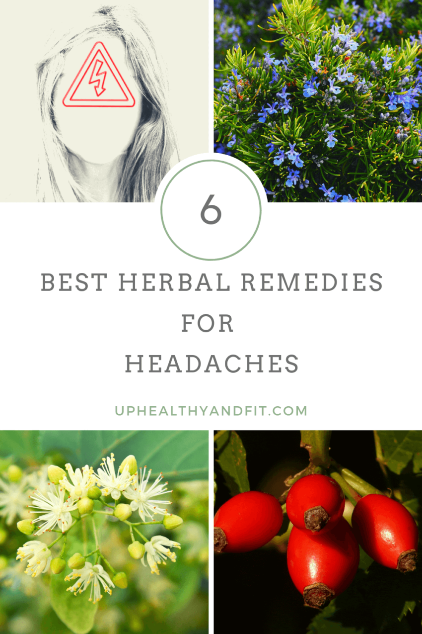 best herbal remedies for headaches