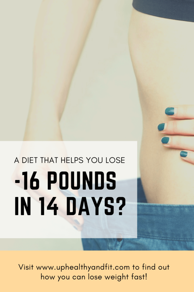 How To Lose Weight Fast With The 2 Week Diet? Does It