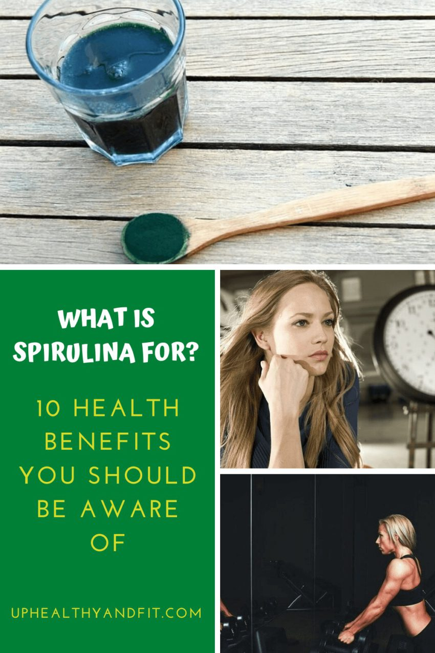 what-is-spirulina-for